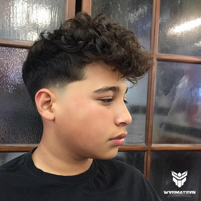 Męskie Fryzury Dla Nastolatków Piękne Fryzury Dla Chłopców